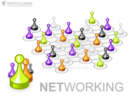 Networking by RebirthArt