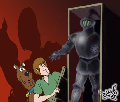 Scooby Doo - What A Night For A Knight by DanloS