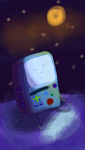Day 204. BMO by AClockworkKitten
