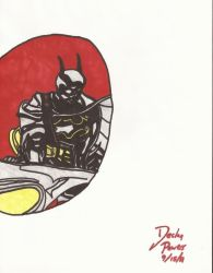 Cassandra Cain Batgirl 2 by Rapter57