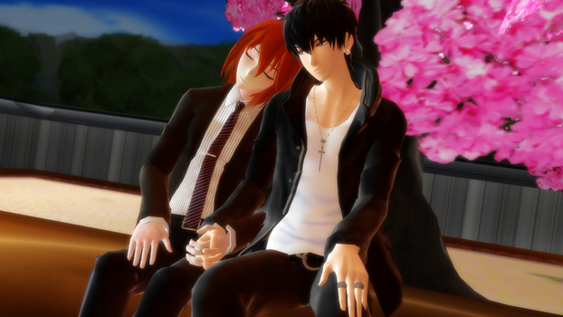 [MMD x Malice Mizer] Even now..... by JRoqqs25