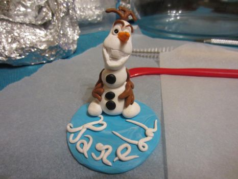 Olaf of Frozen by FenixiaVSLouvi