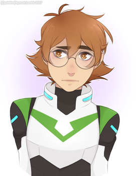 voltron: pidge by Zoiekiwi