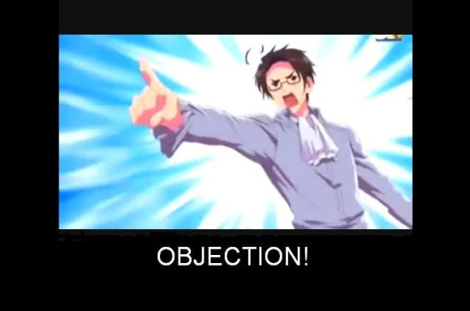 OBJECTION by nobodylovesus