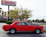 Classic Mustang by AthenaIce