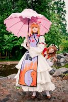 Touhou Project - Naughty Child by FirehawkCosplay