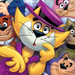 Movie Review - Top Cat (2011) by TheArtfulDodger1