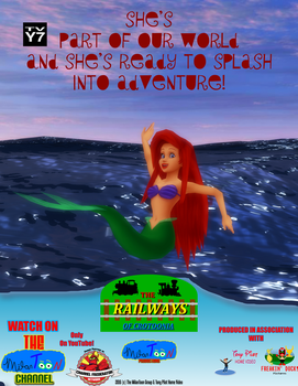 The Railways of Crotoonia| Character Poster #6 by TheMilanTooner