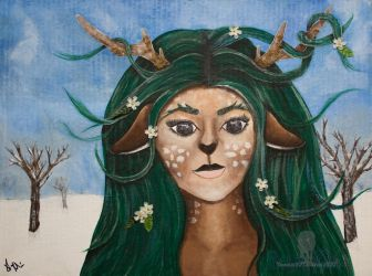 Faun by WiltingSoul