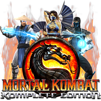 Mortal Kombat Komplete Edition by POOTERMAN