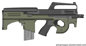 Hannibal PDW by Robbe25