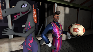 [SFM] Salazzle and Robbie Rotten by Sharpe-Fan