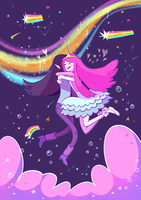 Bubblegummarceline by xtraZenny