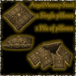 Pillows 2 by AngelMoon17