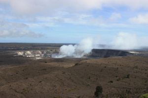 Kilauea crater by CAStock