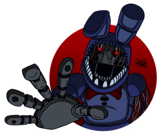Bonnie the Bunny by DemiAmuca