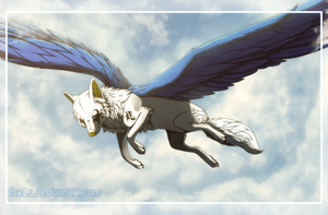 :Takin' the skies: by AlleCM