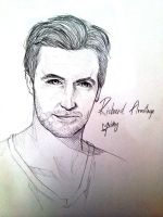 Richard Armitage by l3earFat