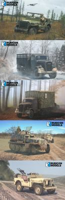 New Box Arts for Rubicon Models 2017 by rOEN911