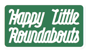 Happy Little Roundabouts Logo 1819 by vidthekid