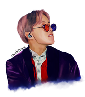 BTS Jhope by smolchims