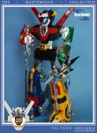 MASTERPIECE VOLTRON 01 by GERCROW
