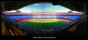 Camp Nou by erenabice