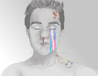 Me Trans Tears by maxemmett