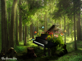 Symphony of the Silent Nature by spring-sky