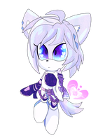 [Commission]{Gift} Chibi Nova by ArtsySiege
