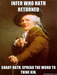 Ducreux- Guess who's back by Kaka-fail-at-art