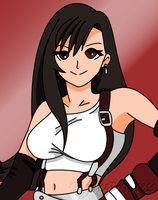 Tifa Lockhart by FlyingPrincess