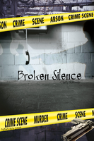 Broken Silence - NaNo Cover by scifiroots