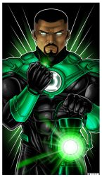 John Stewart ICON by Thuddleston