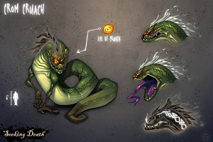 Cruach Concept by LaNiMaL