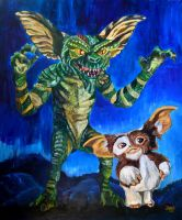 Gremlins by JosefVonDoom