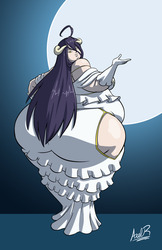 A Whole Lotta Joey - Albedo by Axel-Rosered
