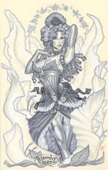POISON IVY 1887 FOR HEROES CON AUCTION by MichaelDooney