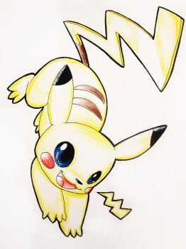 Pikachu favourites by gillian55 on deviantart drill tail 312 96 pikachu by insaneus pronofoot35fo Image collections