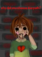 Chara Genocide by Colorslie