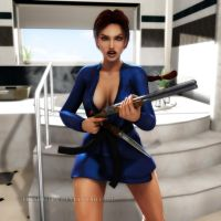 Tomb Raider Classic: You Seen Enough by Irishhips