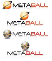metaball logo by xstortionist