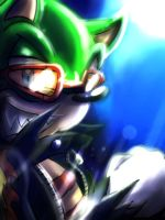 One Hour Sonic 008 - Scourge 'Big Plans' by ElsonWong