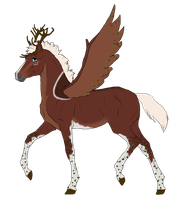 N3042 Padro Foal Design for DarkestNation by casinuba
