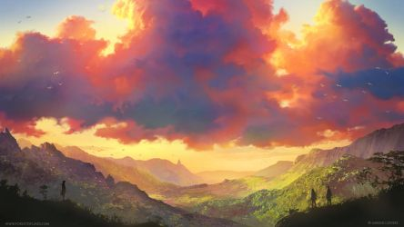 Forest Of Liars by Tohad