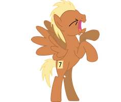MLP - Leeroy Wingkins by Twitchy-Tremor