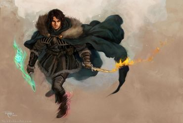 Vax'Ildan by NickRoblesArt