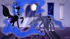 A Nightmare that started one thousand years ago by PlatinumFeather2002