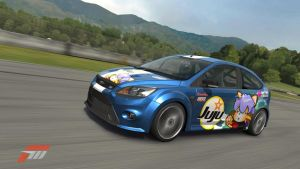 Juju in the Forza Motorsport 3 by j-fujita