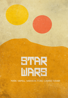STAR WARS by borsukart